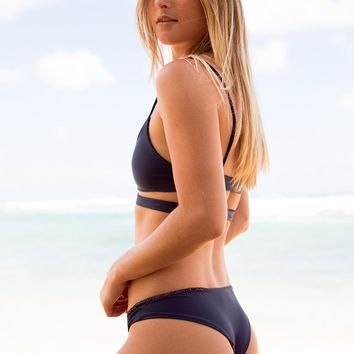 ACACIA Swimwear 2018 Makai Bottom in Catch of the Day