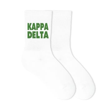 Kappa Delta- Sorority Name