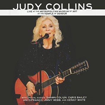 Judy Collins - Live at the Metropolitan Museum of Art at the Temple of Dendur