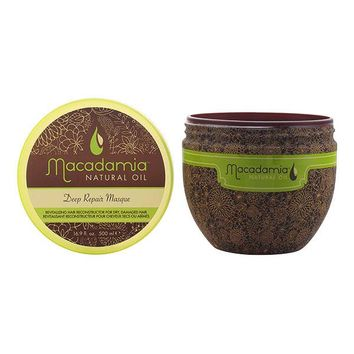 Macadamia - DEEP REPAIR masque 500 ml