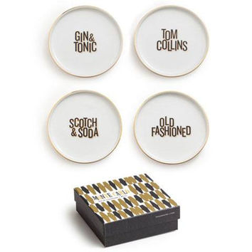 Monte Carlo Coasters - Set of 4