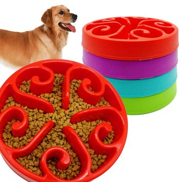 Dog Slow Feeding Bowl