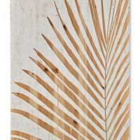 Graham & Brown Palm Leaf Wood Panel Wall Art - Home Decor - For The Home - Macy's