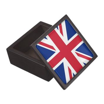 United Kingdom Flag Premium Gift Box