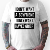 HAYES GRIER MAGCON  Unisex T-Shirt