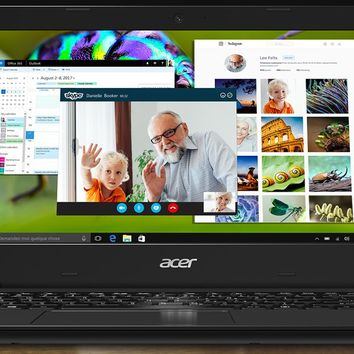 "Acer Aspire 1, 14"" Full HD, Intel Celeron N3450, 4GB RAM, 32GB Storage, Windows 10 Home, A114-31-C4HH"