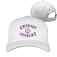 AGOGO Melanie Martinez Cry Baby Solid Color Snapback/Peaked/Baseball Caps Hats