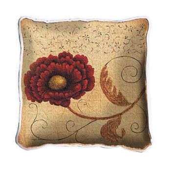 Fine Art Tapestries Home Decorative Pincushion Fresco Cotton Pillow