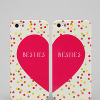 Besties iPhone 5 Case - Set Of 2