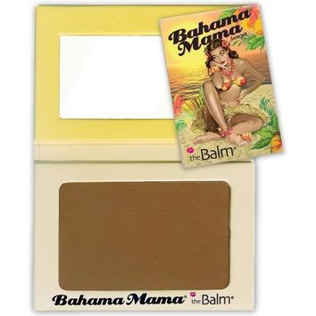 the Balm Cosmetics Bahama Mama Bronzer