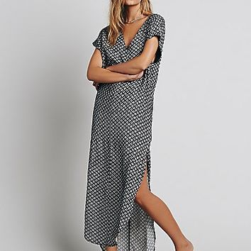 Free People Womens Bryn Maxi