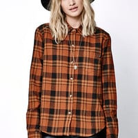 Obey June Lake Flannel Button-Down Shirt at PacSun.com