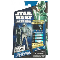 Star Wars The Clone Wars - Mandalorian Police Officer Action Figure  CW-09