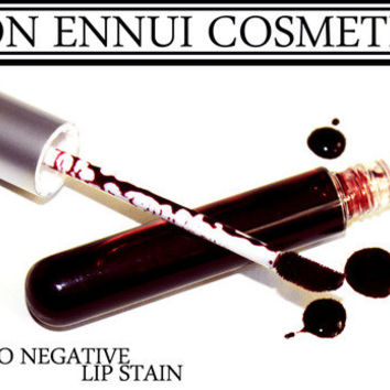 TYPE O NEGATIVE [LIP STAIN] from Mon Ennui Cosmetics