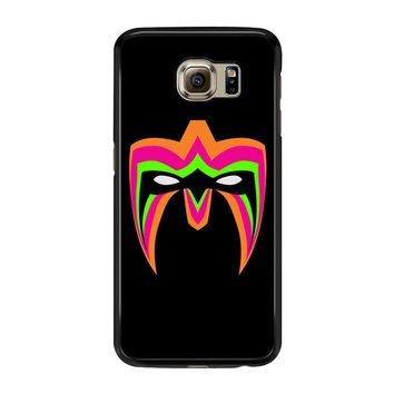 Wwe Ultimate Warrior Mask  Samsung Galaxy S6 Case