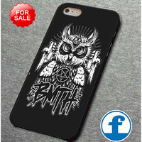 Bring Me the Horizon Owl Poster    for iphone, ipod, samsung galaxy, HTC and Nexus PHONE CASE