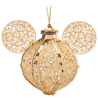 Disney Exclusive Victorian Mickey Mouse Ornament by Baldwin | Disney Store