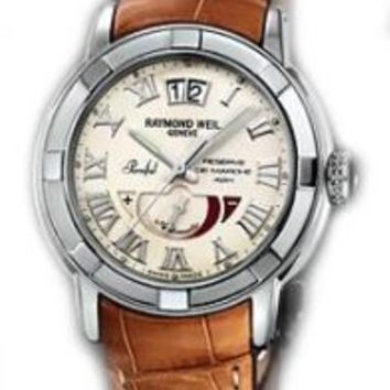 Raymond Weil Parsifal Mens Automatic Watch 2843-STC-00808