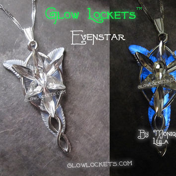 Arwen Evenstar Lord of the Rings inspired Glow in the dark