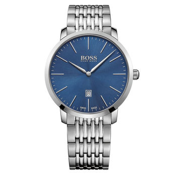 Hugo Boss Mens Analog Dress Quartz Watch 1513261