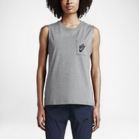 The Nike Signal Muscle Women's Tank Top.