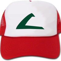 Pokemon Ash Cosplay Hat/Cap
