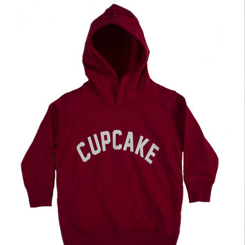 Private Party Baby Cupcake Hoodie