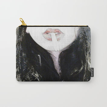 Amber Light Soul Carry-All Pouch by Zurine