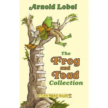 The Frog and Toad Collection (I can read books)