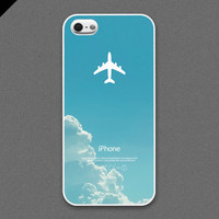iPhone 5 case - up in the air - also available in iPhone 4 and iPhone 4S size
