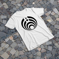 "THE SAMPLE size of the print image on the T-Shirt 12""x12"" Bassnectar Stickers"