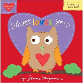 WHOO LOVES YOU?
