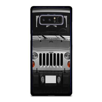JEEP Samsung Galaxy Note 8 Case Cover