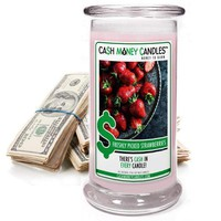 Freshly Picked Strawberries | Cash Money Candle®