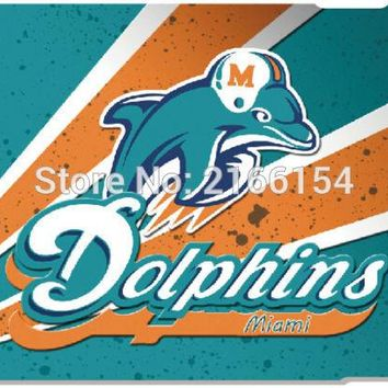 Miami Dolphins Capa Cover For Samsung Galaxy Core G360 G350 A3 A5 A7 A8 A9 E5 E7 J1 J3 J5 J7 Prime 2016 Cell Phone Case