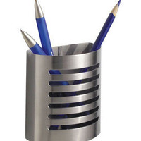 Stainless Magnetic Pencil Cup
