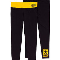 Army Yoga Legging - PINK - Victoria's Secret