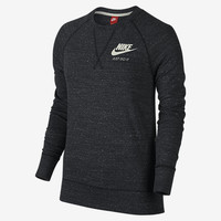 The Nike Gym Vintage Crew Women's Top.