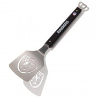 "Oakland Raiders ""Spirit"" All In One BBQ Grilling Spatula with Bottle Opener"
