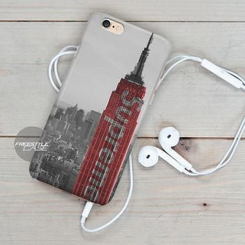 Supreme Building iPhone Case Cover Series