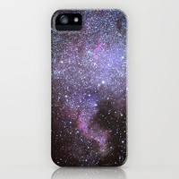North American Nebulae. The Milky way. North America Nebula iPhone Case by Guido Montañés | Society6