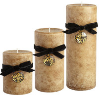 Amber Musk Candles