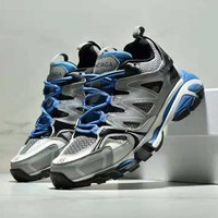 Balenciaga trend low to help casual men and women retro breathable old shoes