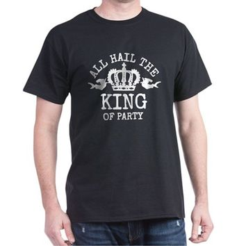 The King of Party Dark T-Shirt