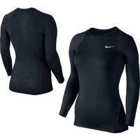 Nike Women's Long Sleeve Pro Hypercool Shirt - Dick's Sporting Goods