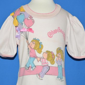 80s Cabbage Patch Kids Dolls t-shirt 3T