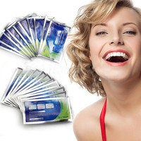 14 Pairs of Teeth Whitening Strips  Professional Teeth Whitening Products Gel Strips