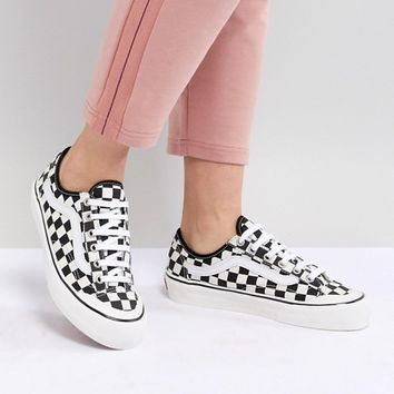 Vans Style 36 Trainers In Checkerboard at asos.com