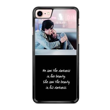 Betty Cooper And Jughead Jones - Riverdale iPhone 7 Case