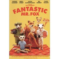 Fantastic Mr. Fox (Widescreen) (Dual-layered DVD)